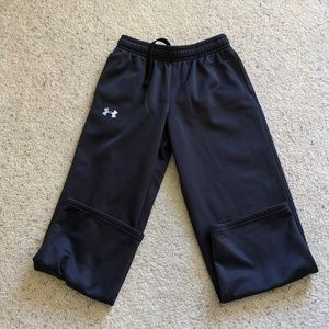 Under Armour boys sweats EUC